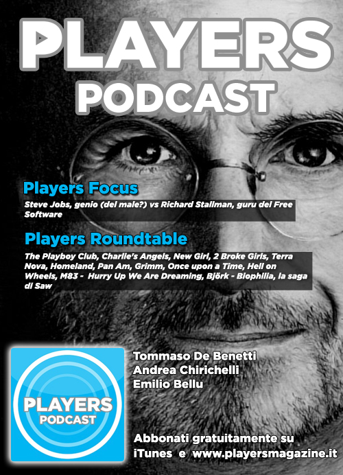 Players Podcast Episodio 0