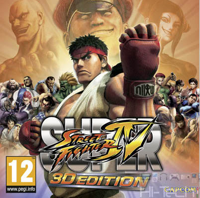 Super Street Fighter IV 3D Edition – Hadoken tridimensionali