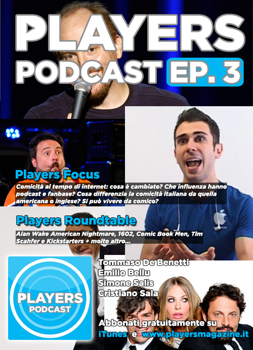 Players Podcast 3