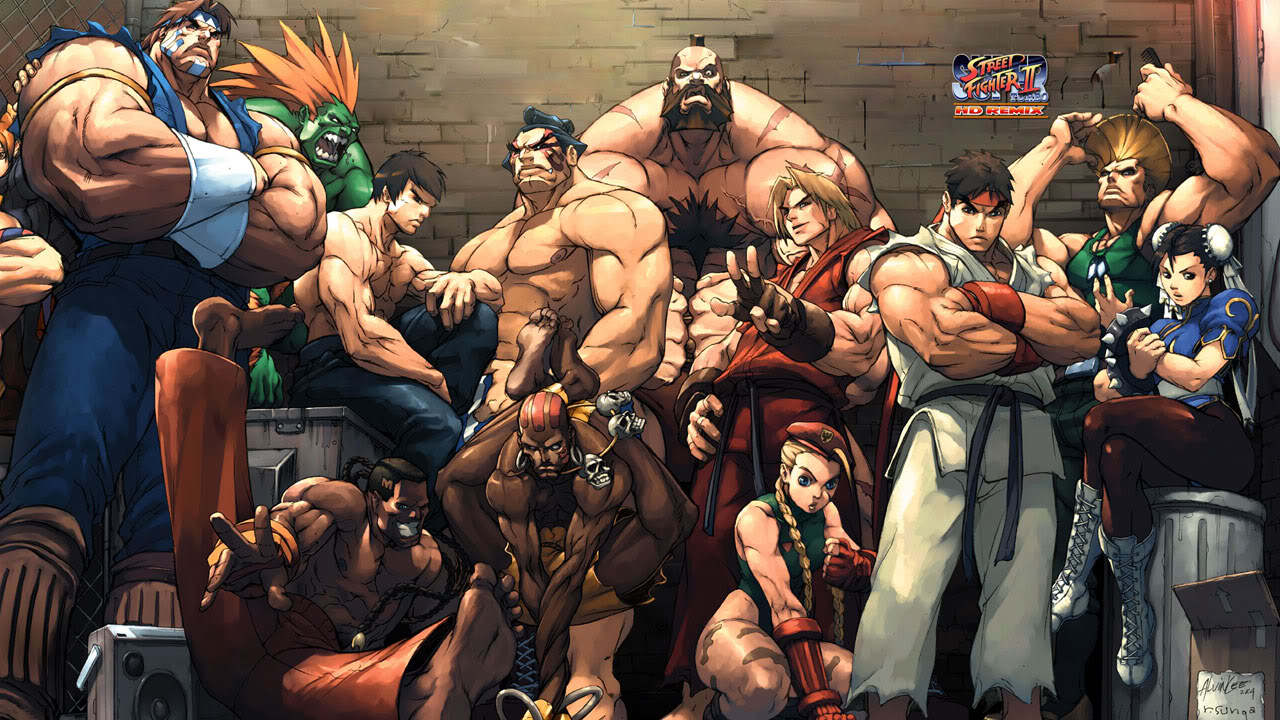 street fighter game online play 4