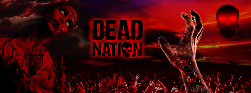 Dead Nation – The Facebook Cover Competition Gallery