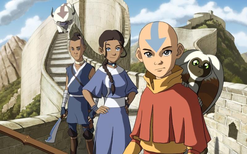 15 serie meglio di lost 13 avatar: la leggenda di aang