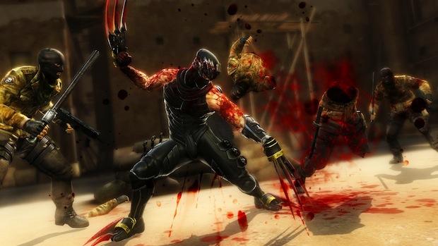 Ninja Gaiden 3 Razor's Edge Ryu