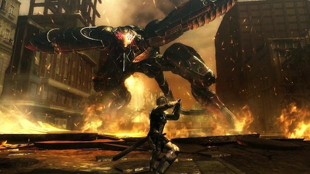 Metal Gear Rising p2