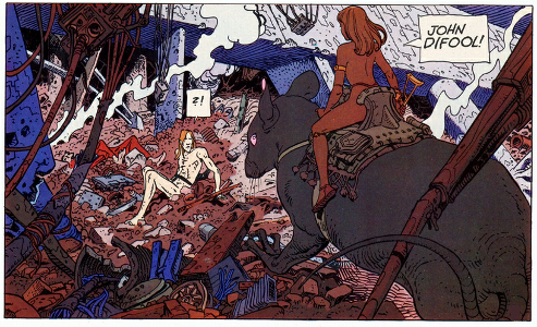 Incal - vignetta 2