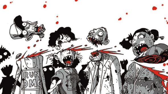 Zombie dodici zerocalcare