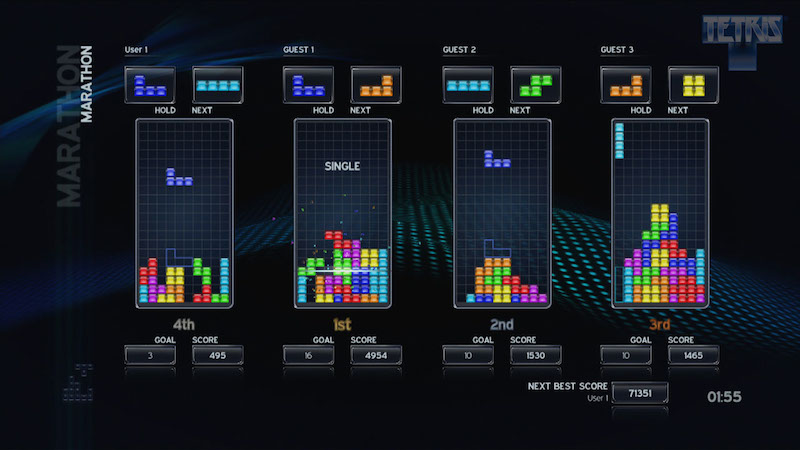 Tetris-PSN-Screenshot