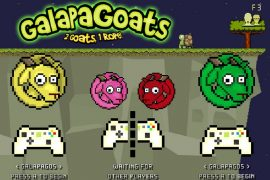 Heartbit Interactive Games Interview Intervista GalapaGoats