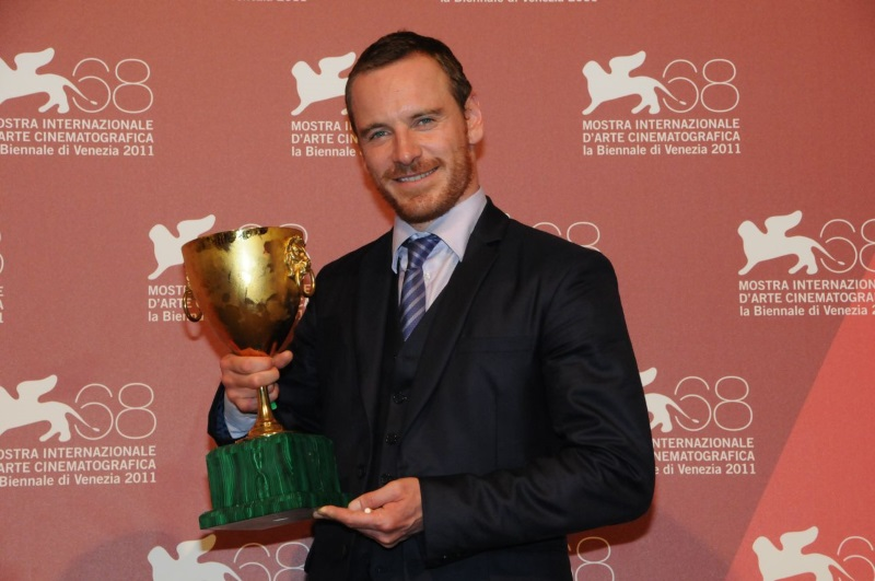 photo call_coppa volpi for best actor m. fassbender-shame by s. mcqueen_foto asac (5)