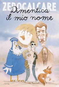 COVER_DIMENTICA IL MIO NOME variant