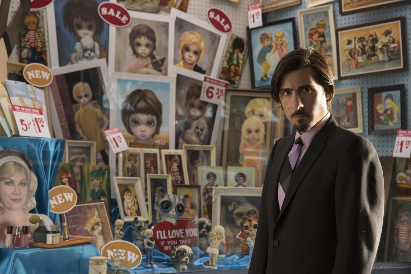 JASON SCHWARTZMAN stars in BIG EYES