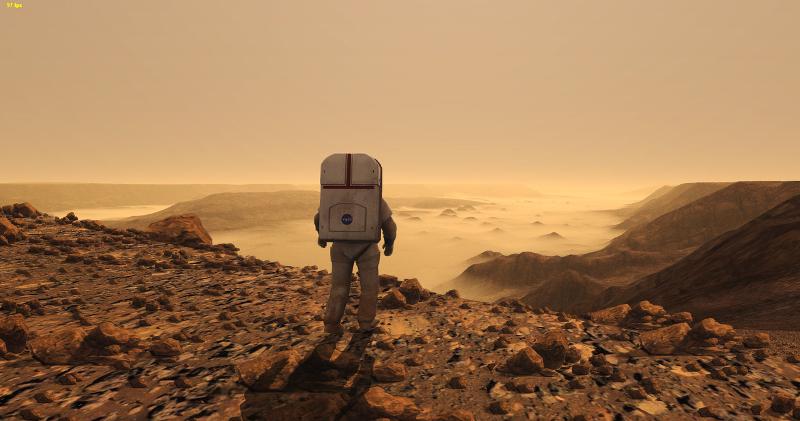 L'uomo di Marte-2