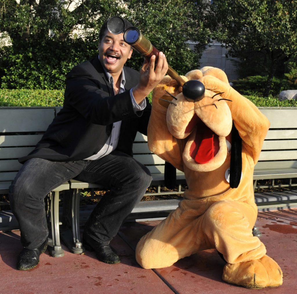 Neil deGrasse Tyson - Pluto