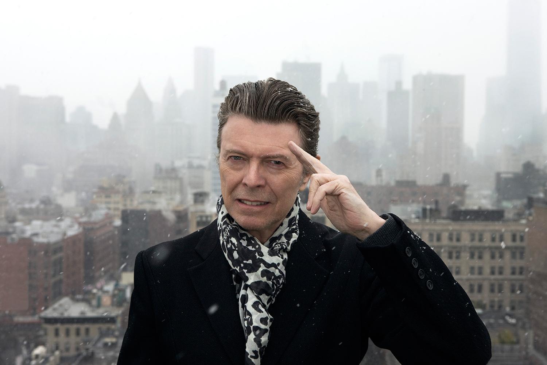 Bowie Blackstar