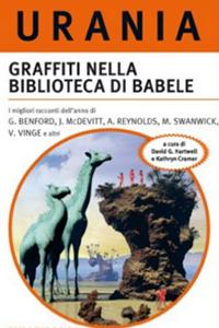 Graffiti nella biblioteca di Babele