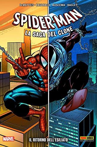 La saga del clone - Il ritorno dell'esiliato