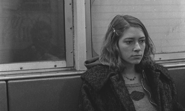 kim gordon in NY, 1970s