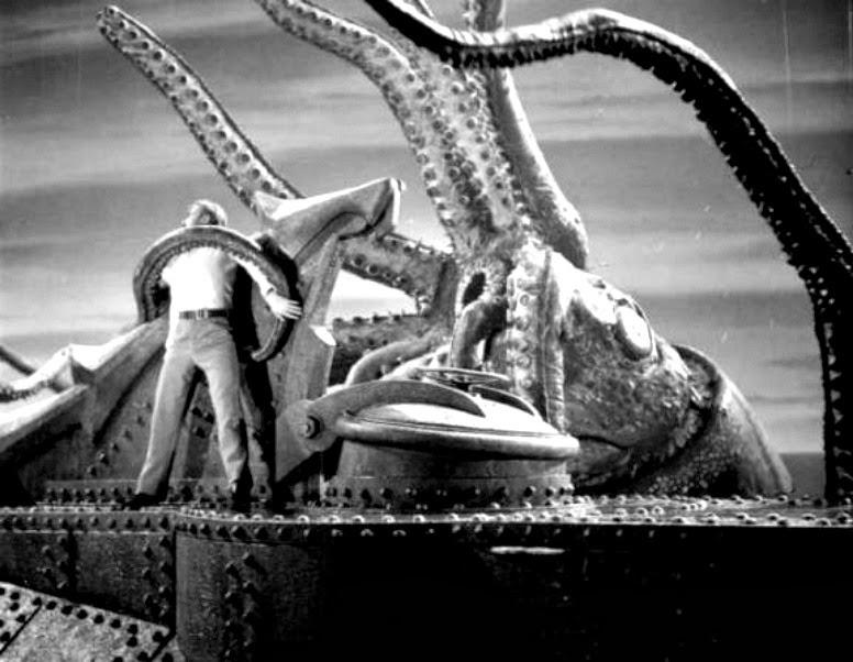 20.000 leghe sotto i mari, 1954