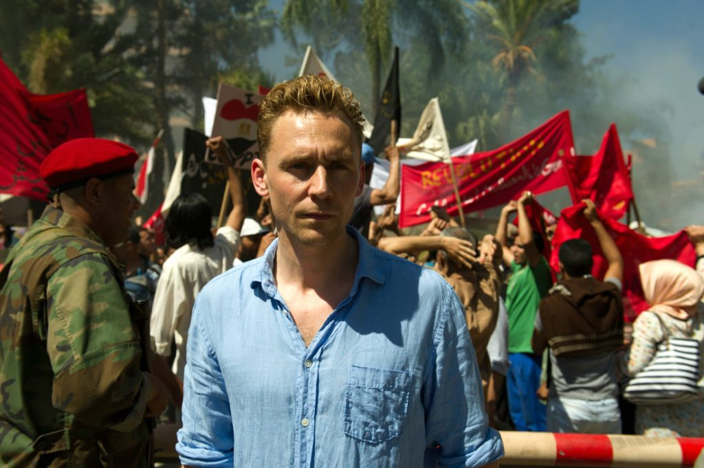 the night manager tom hiddleston