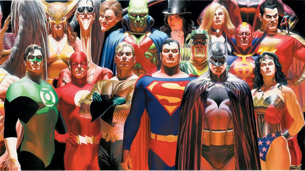 Le 10 migliori storie della Justice League - Players