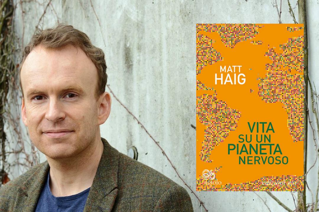 Vita su un pianeta nervoso - Matt Haig