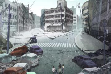 Japan Sinks: fotografie da un Giappone sommerso