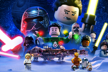 LEGO Star Wars Christmas Special – Meglio dell'ultima volta