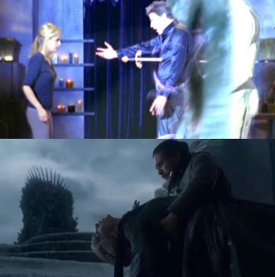 crossover buffy game of thrones
