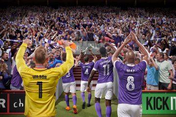 Football Manager 2021 – Com'è strano allenare su Xbox