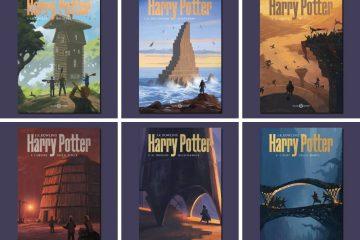 Harry Potter torna in libreria con una nuova e prestigiosa veste grafica